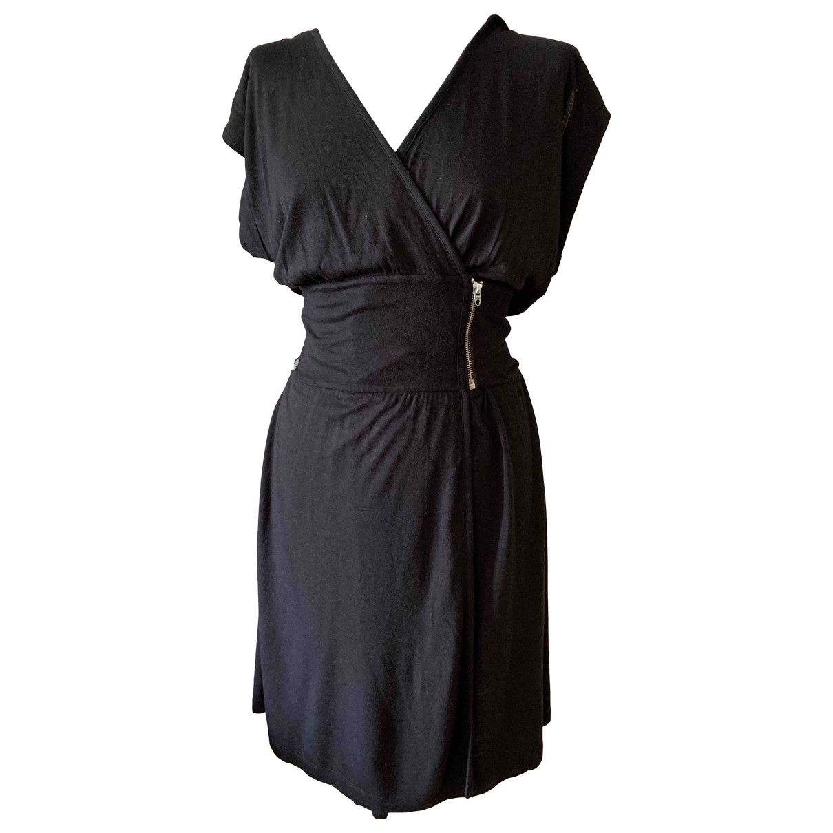 Diesel \N Black Wool dress for Women S International