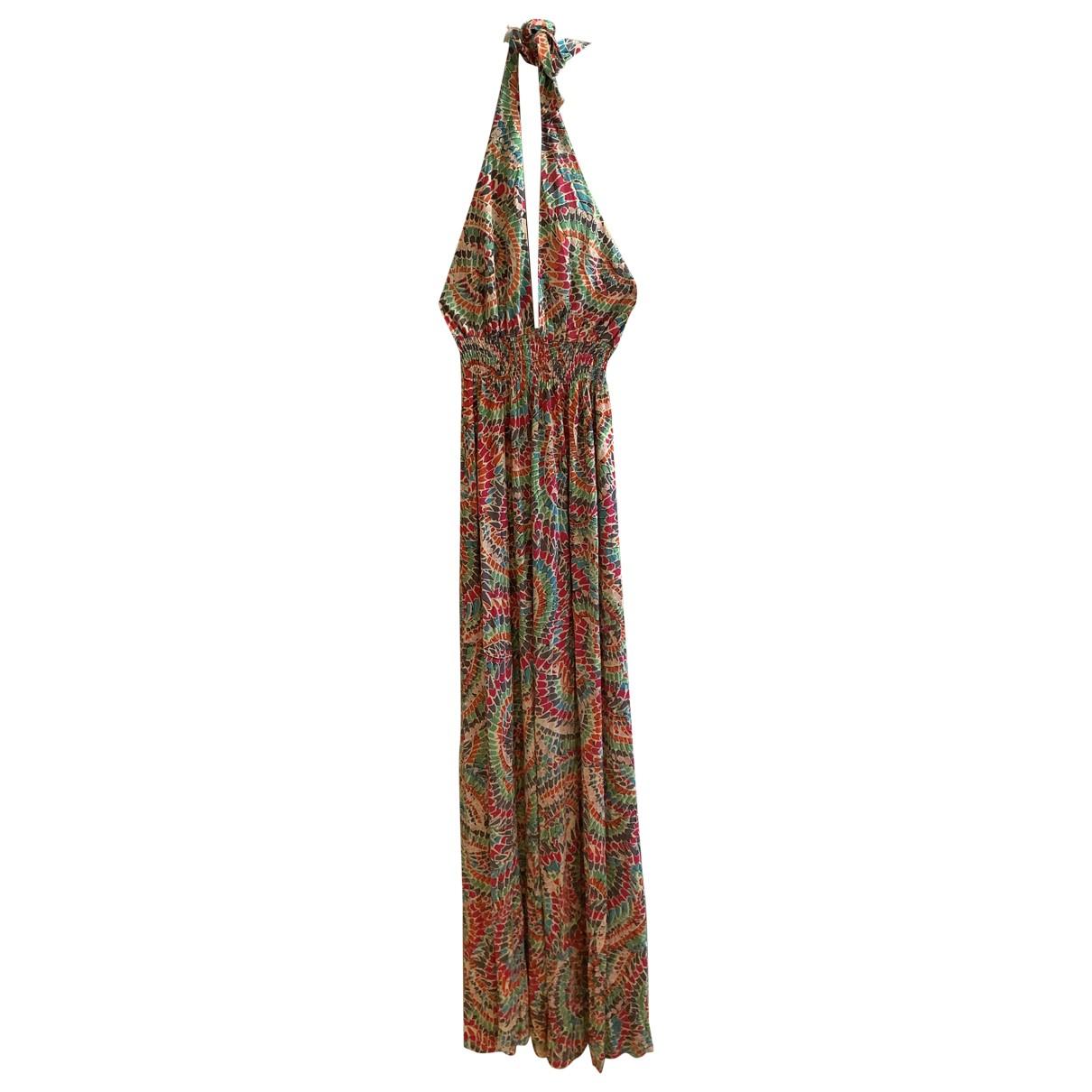 Parker Ny \N Kleid in  Bunt Baumwolle
