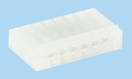 Molex , KK 396 Female Connector Housing, 3.96mm Pitch, 4 Way, 1 Row (10)