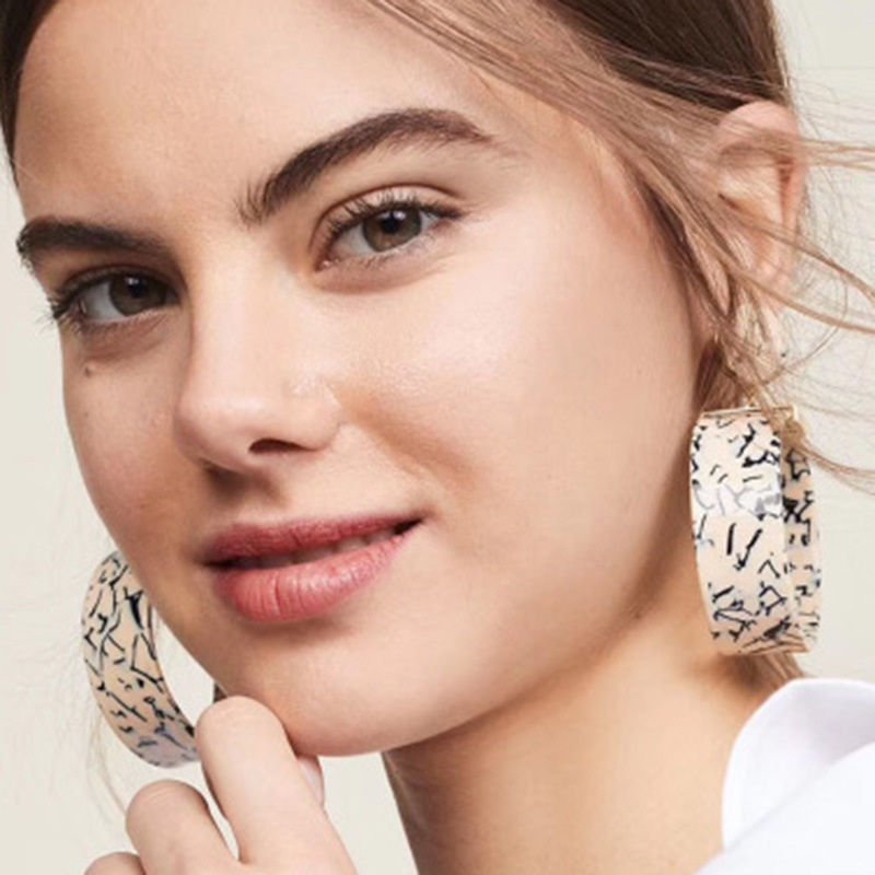 Ericdress E-Plating Acrylic Gift Women's Earrings