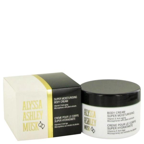 Alyssa Ashley - Musk : Body Cream 8.5 Oz / 250 ml