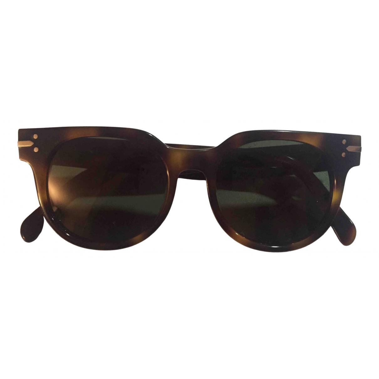 Celine N Brown Sunglasses for Women N