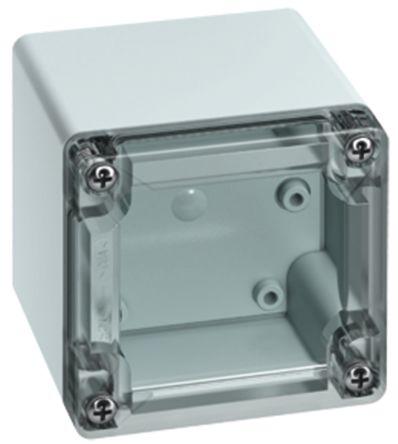 Spelsberg TG, Grey Polycarbonate Enclosure, IP66, IP67, 84 x 85 x 82mm