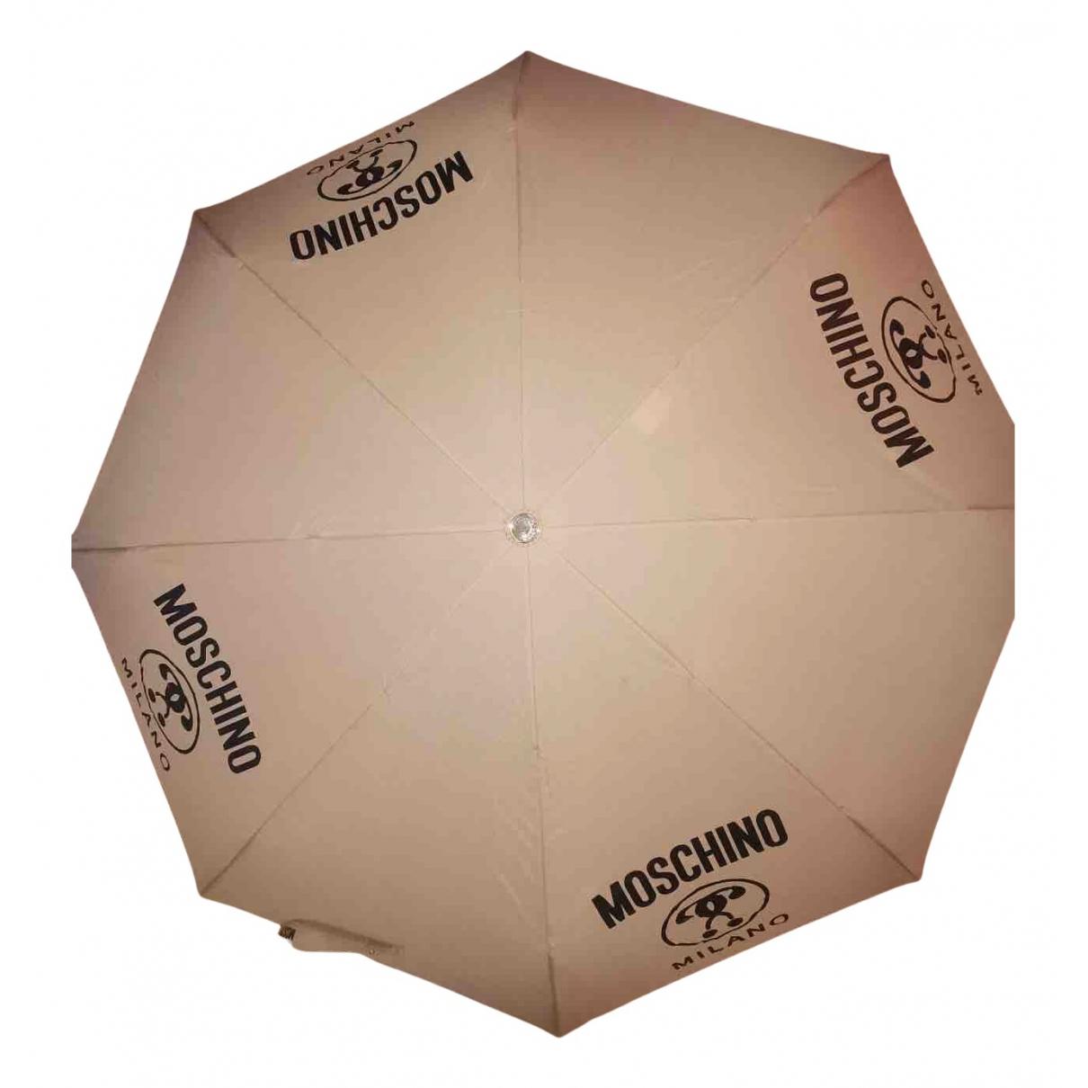 Moschino - Objets & Deco   pour lifestyle en autre - beige
