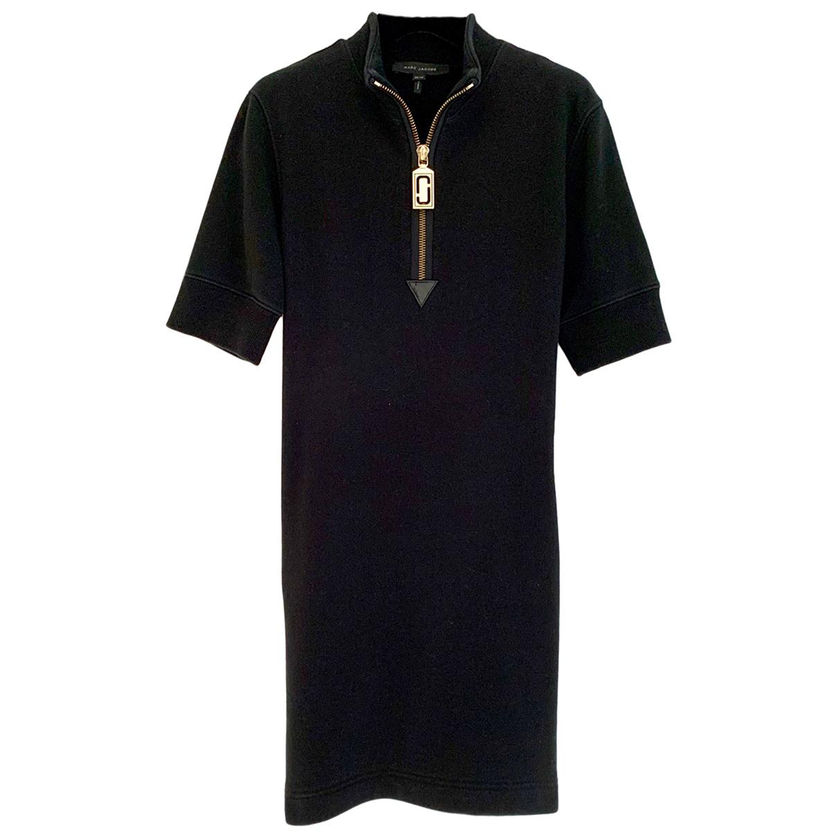 Marc Jacobs N Black Cotton dress for Women XS International