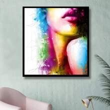Figure Graphic Diamond Painting Without Frame