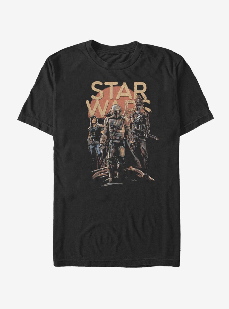 Star Wars The Mandalorian A Few Credits More T-Shirt