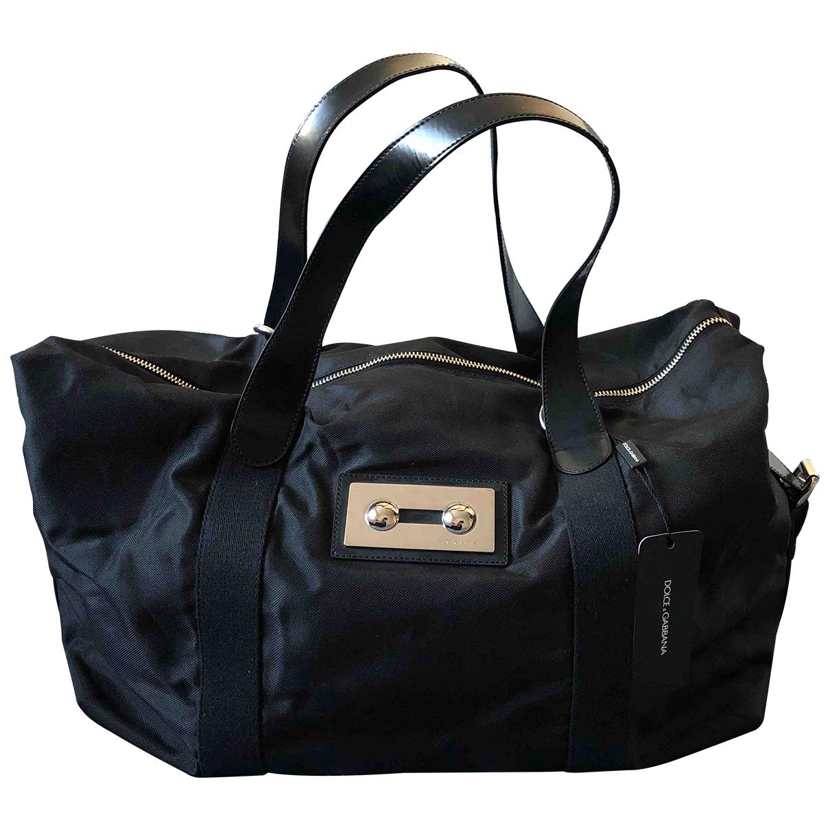 Dolce & Gabbana N Black Travel bag for Women N