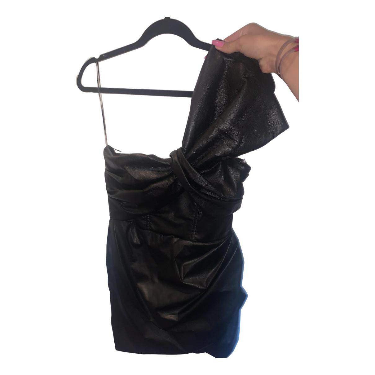 Pinko \N Kleid in  Schwarz Polyester
