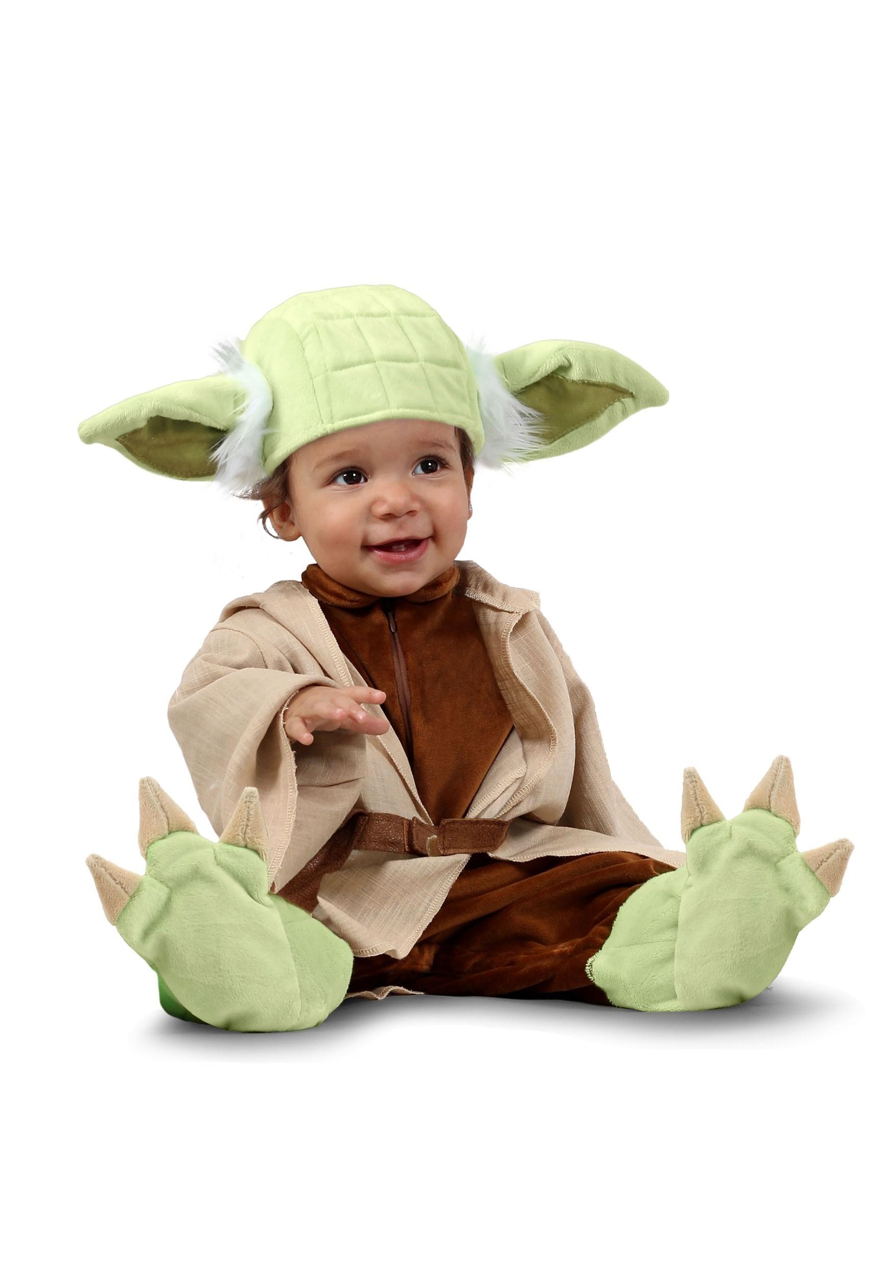 Star Wars Yoda Costume for Babies