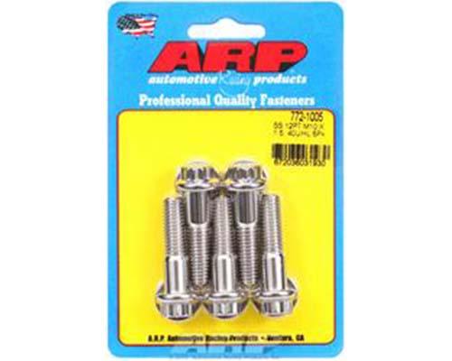 ARP M10 x 1.50 x 40 12pt SS Bolts (5/pkg)