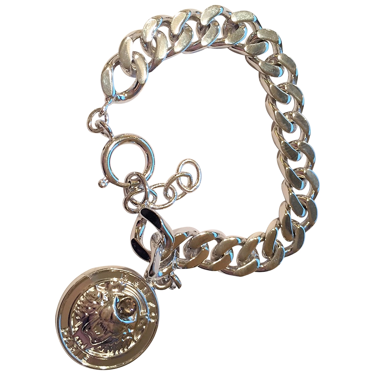 Kenzo Tigre Armband in  Silber Stahl