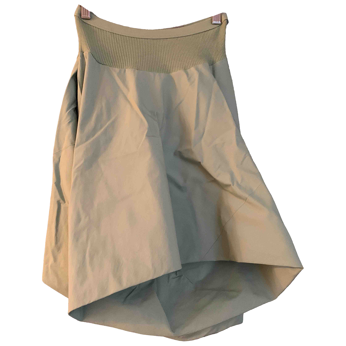 Rick Owens \N Shorts in  Gruen Baumwolle