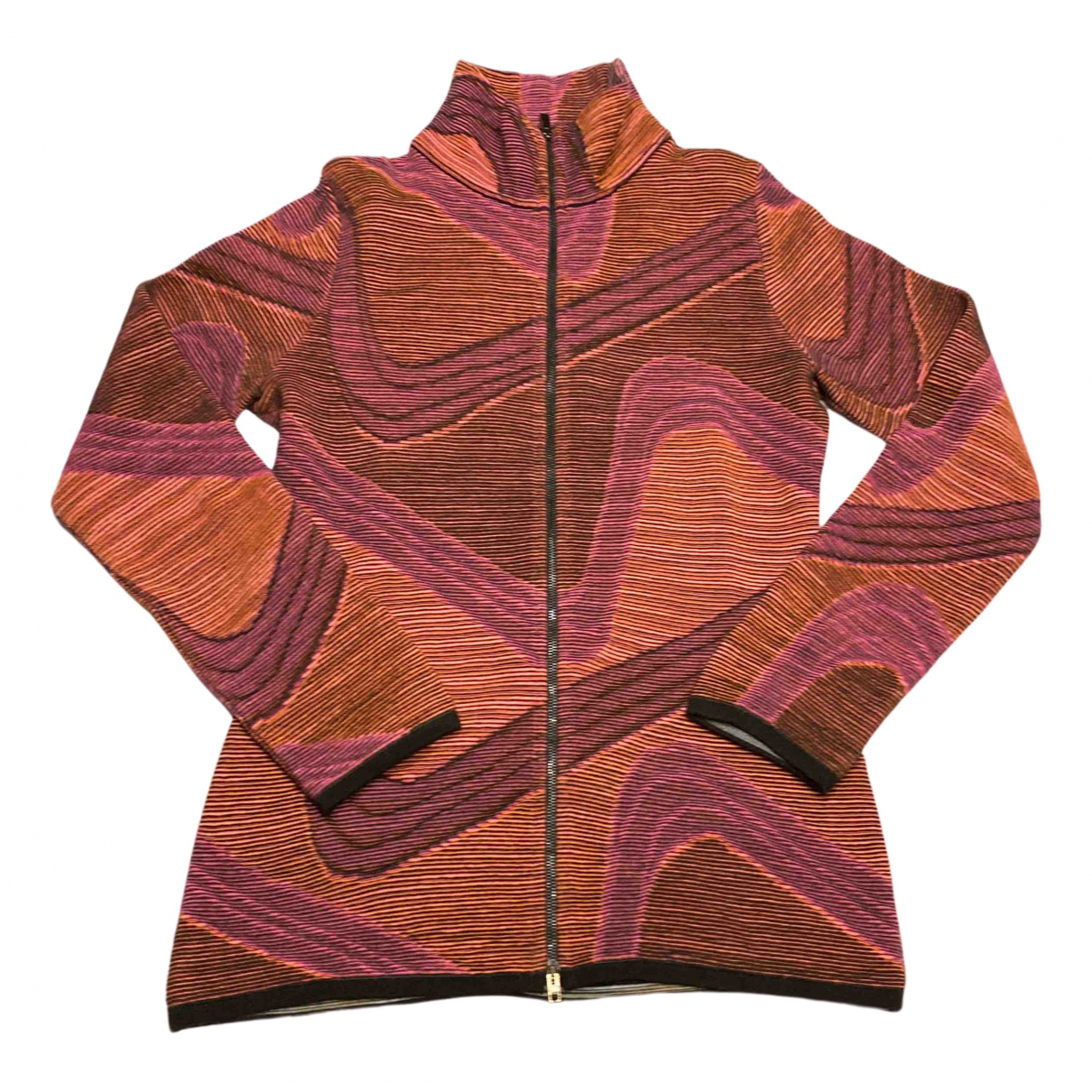 Missoni N Multicolour Wool Knitwear for Women 46 IT