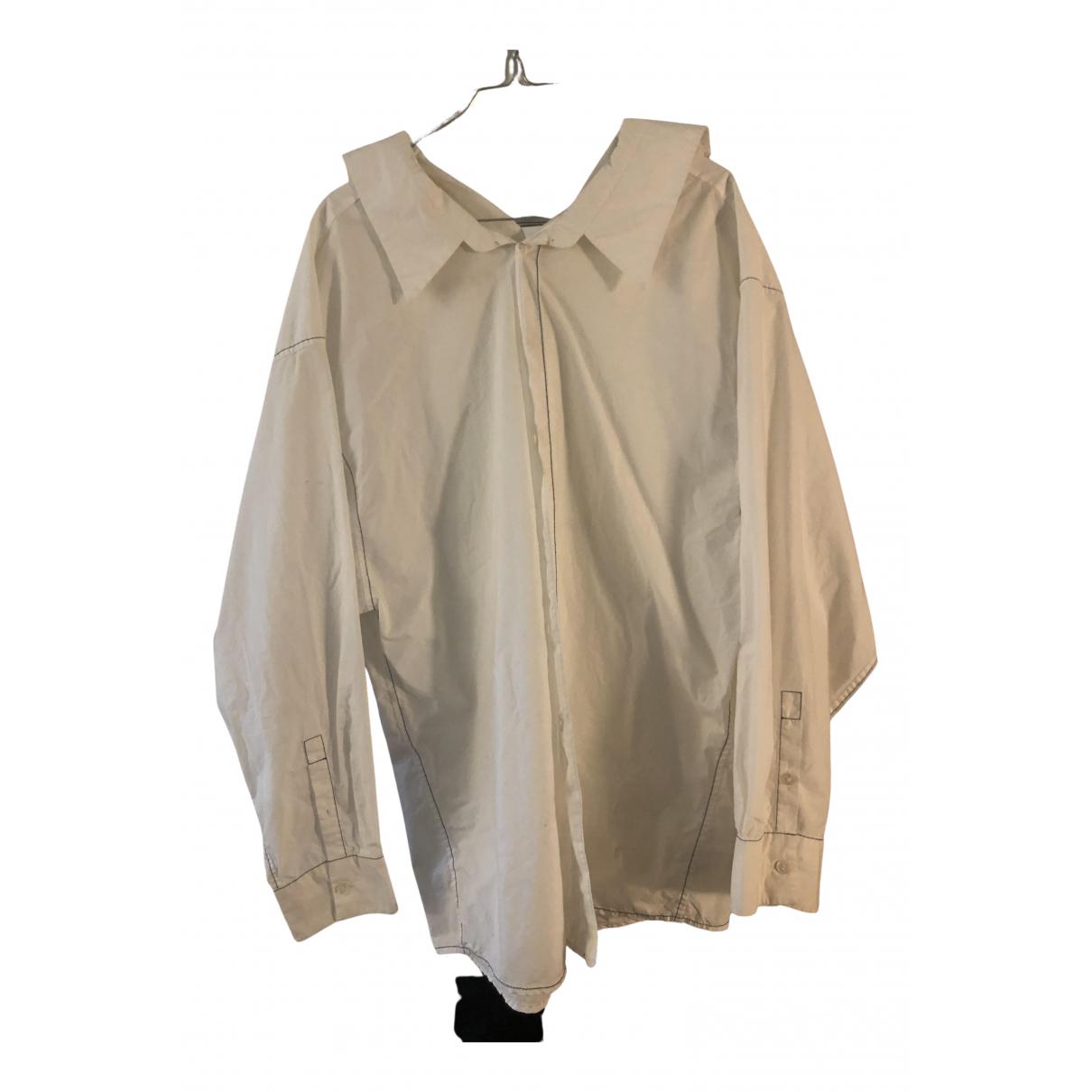 Marni N White Cotton  top for Women 40 FR