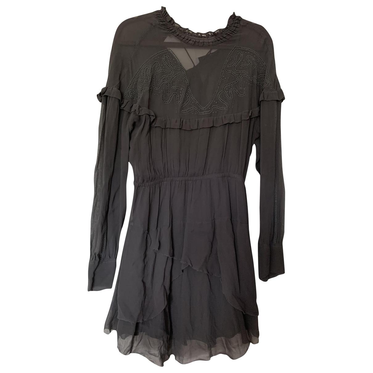 Mini vestido de Seda Iro