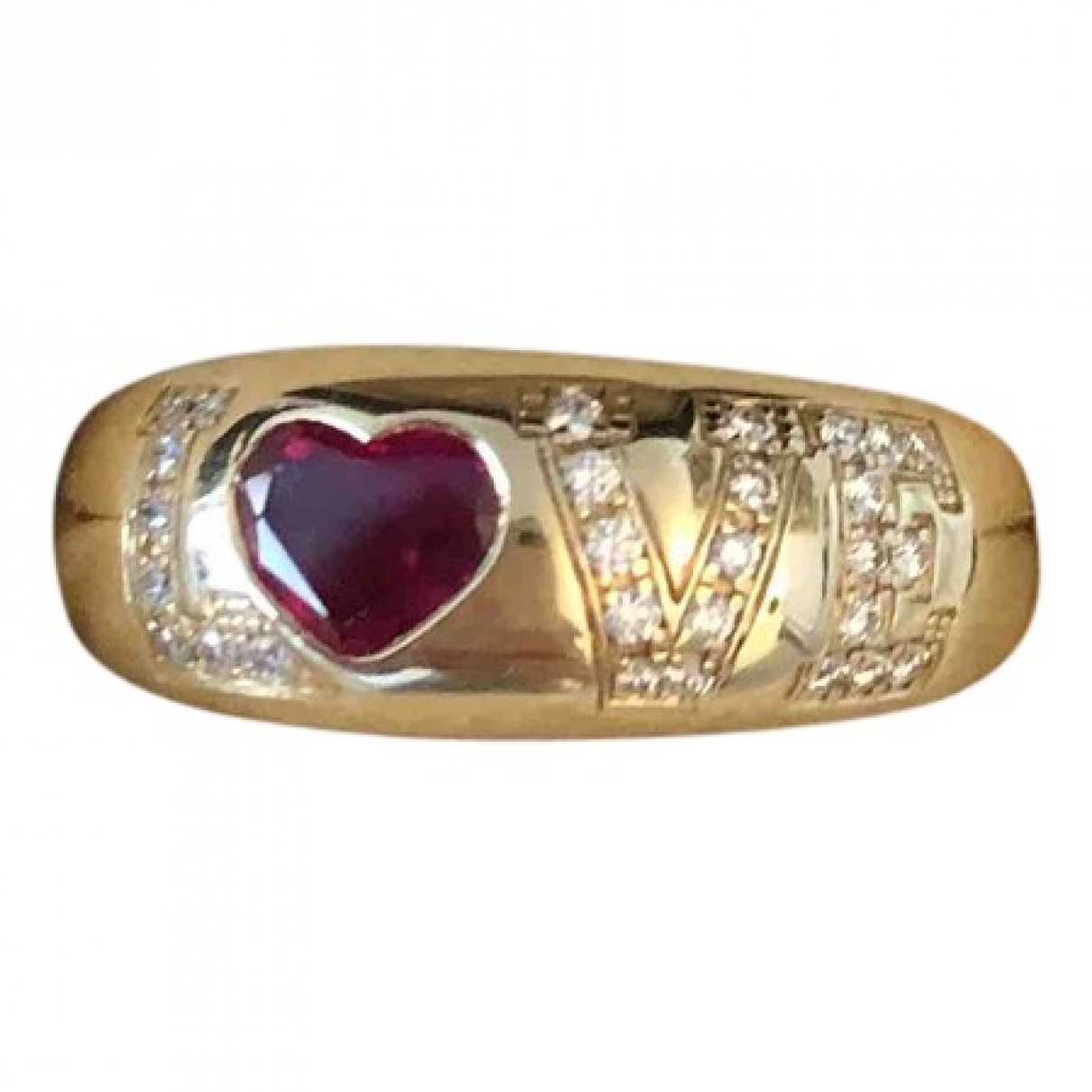 Chopard Love Yellow Yellow gold ring for Women 54 MM