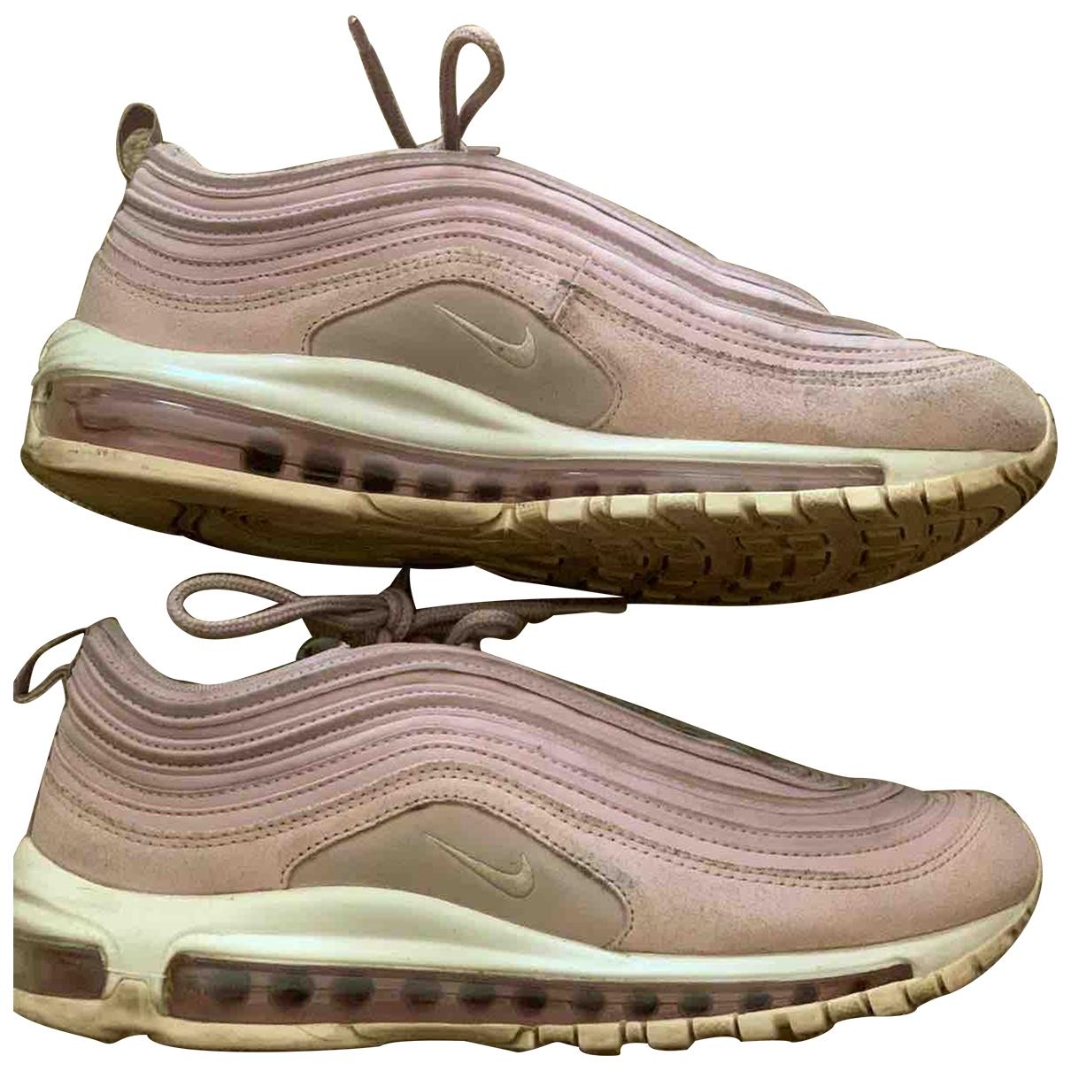 Nike - Baskets Air Max 97 pour femme - rose