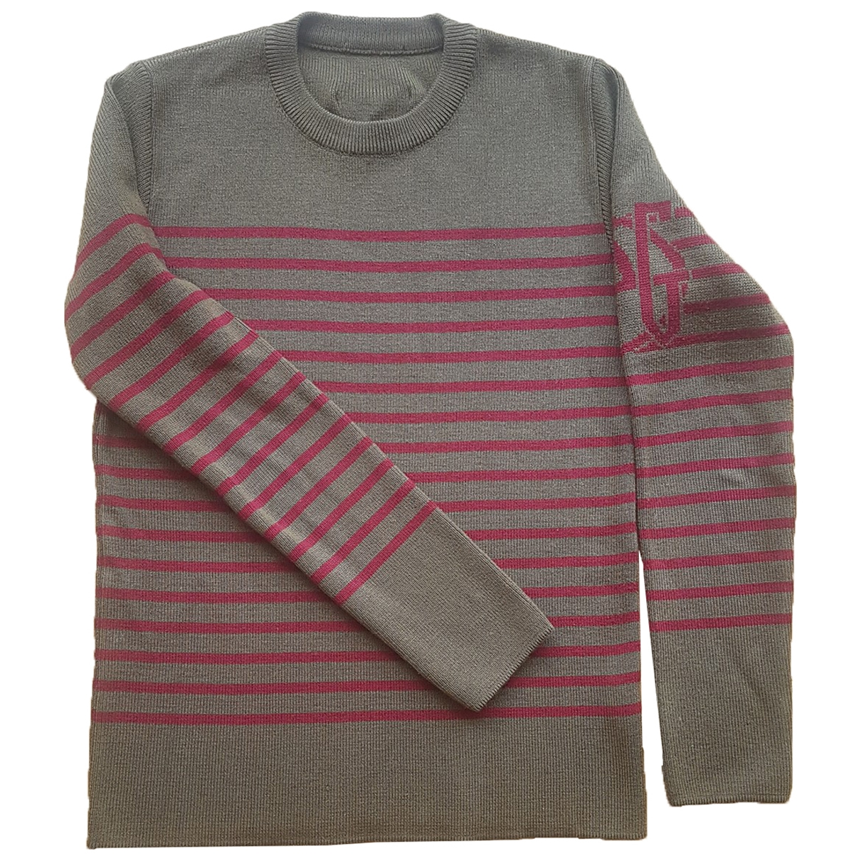 Jean Paul Gaultier \N Khaki Wool Knitwear & Sweatshirts for Men S International