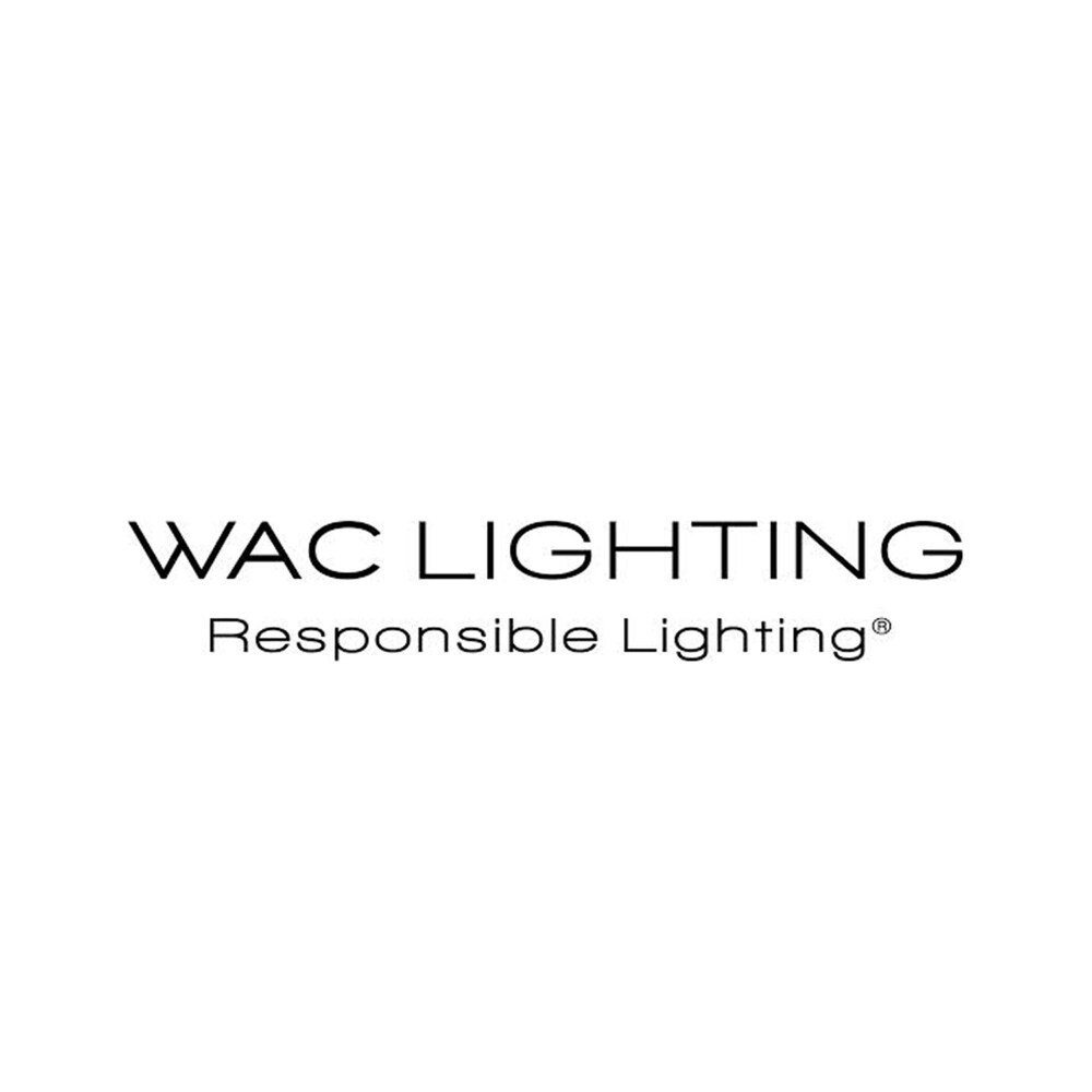 LED Vertical Louvered Step and Wall Light 120V Amber in White (White)