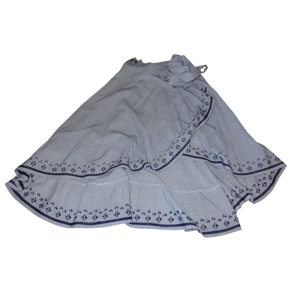 Falda midi Suncoo