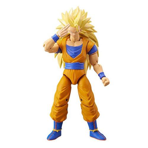 Dragon Ball Stars Super Saiyan 3 Goku Action Figure