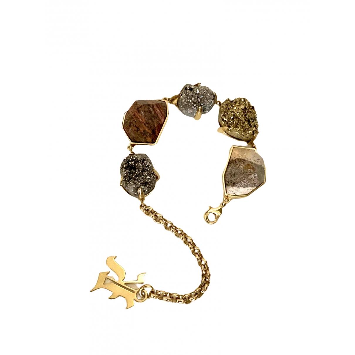 Christopher Kane \N Armband in  Bunt Metall