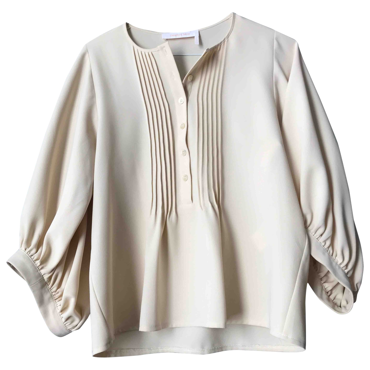 See By Chloé \N Ecru  top for Women 36 FR