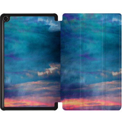 Amazon Fire 7 (2017) Tablet Smart Case - Ocean Sky von Amy Sia
