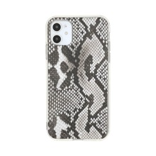 1pc Snakeskin Print iPhone Case