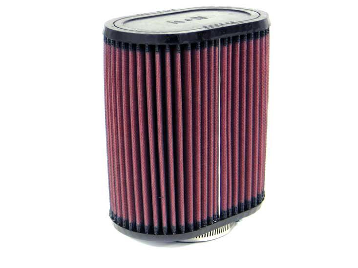 K&N RU-1520 Universal Clamp-On Air Filter