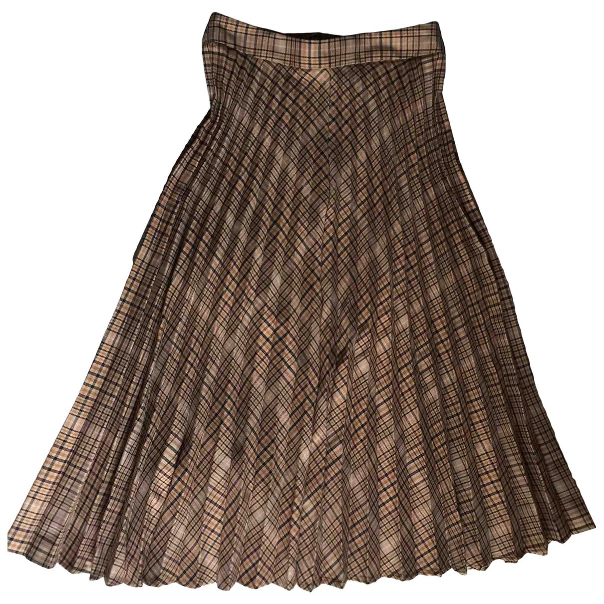 Adored Vintage \N Rocke in  Beige Polyester