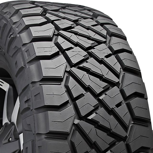 Nitto 217510 Ridge Grappler Tire LT285/60 R18 122Q E1 BSW