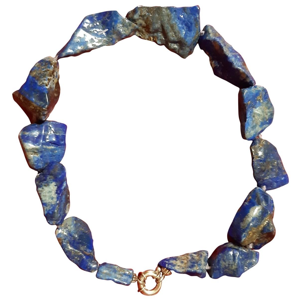 - Collier   pour femme en   - bleu