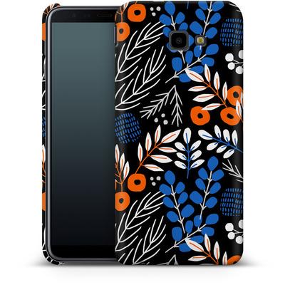 Samsung Galaxy J4 Plus Smartphone Huelle - Forest Floor von Jenna Kunnas