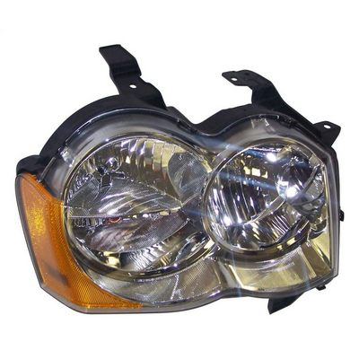 Crown Automotive Headlamp Assembly (Clear) - 55157482AE