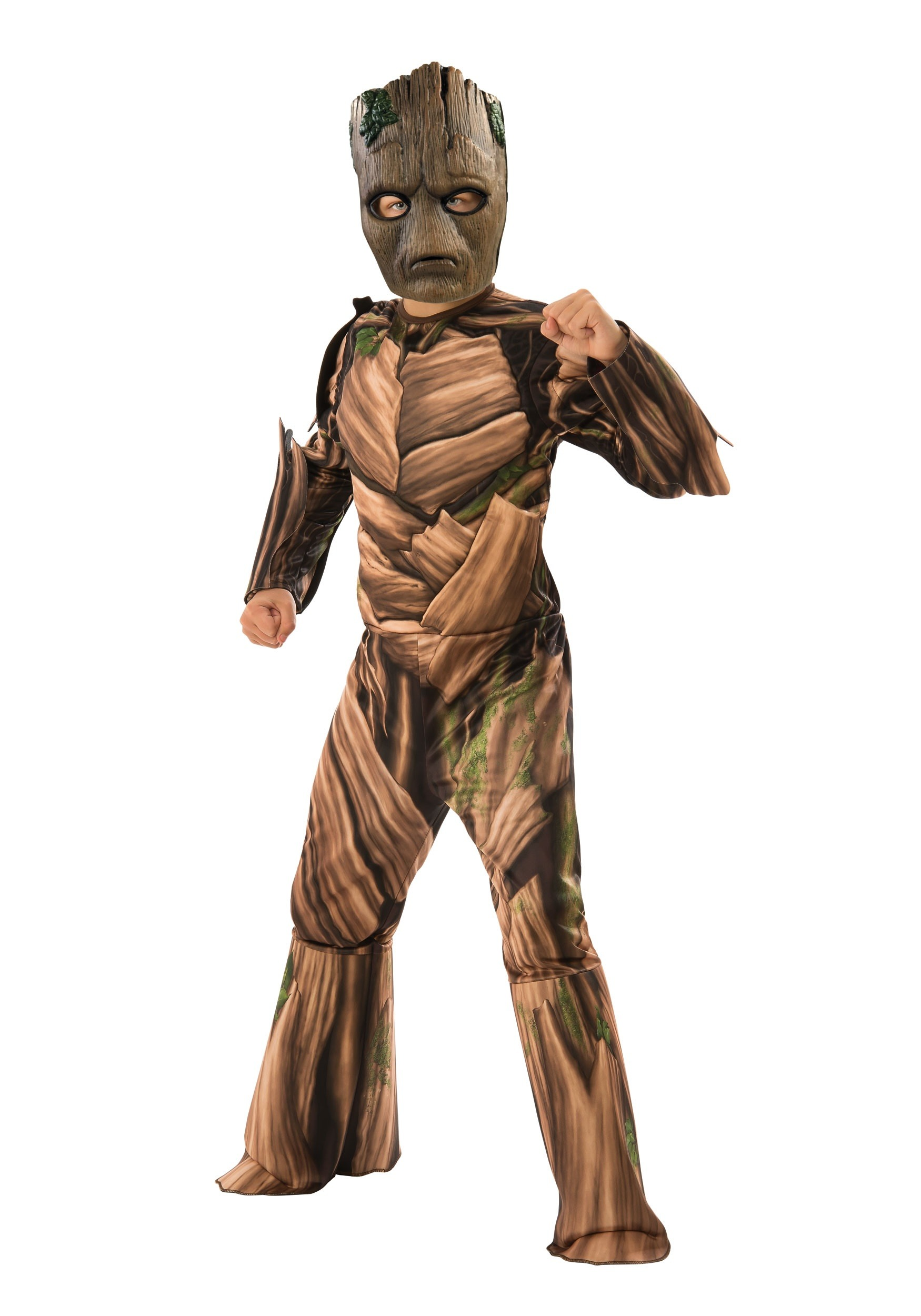 Boys Marvel Infinity War Teen Groot Costume