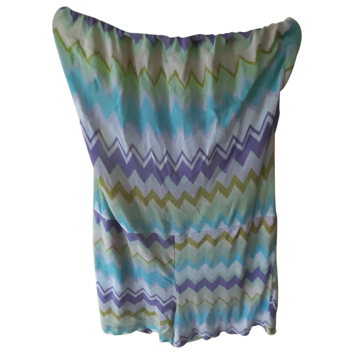 Missoni - Combinaison   pour femme en soie - multicolore