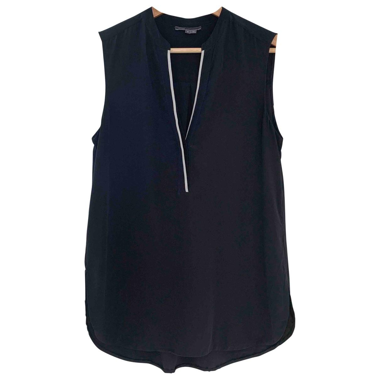 Vince \N Blue Silk  top for Women 6 US