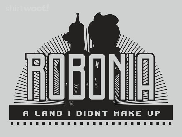 Robonia T Shirt