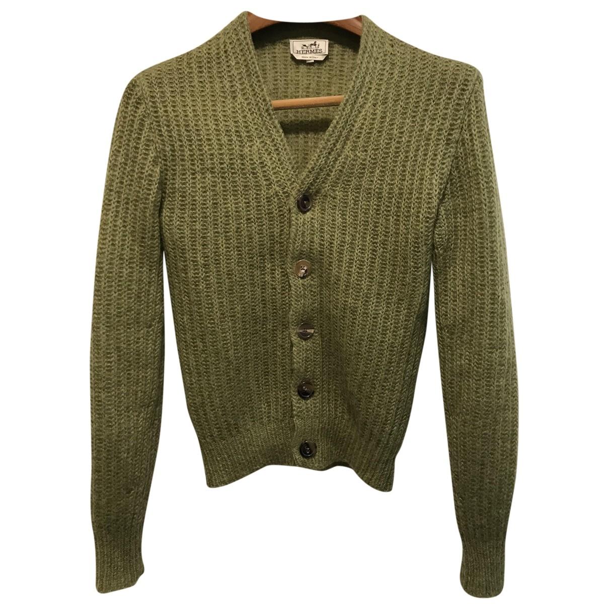 Hermès \N Green Wool Knitwear for Women S