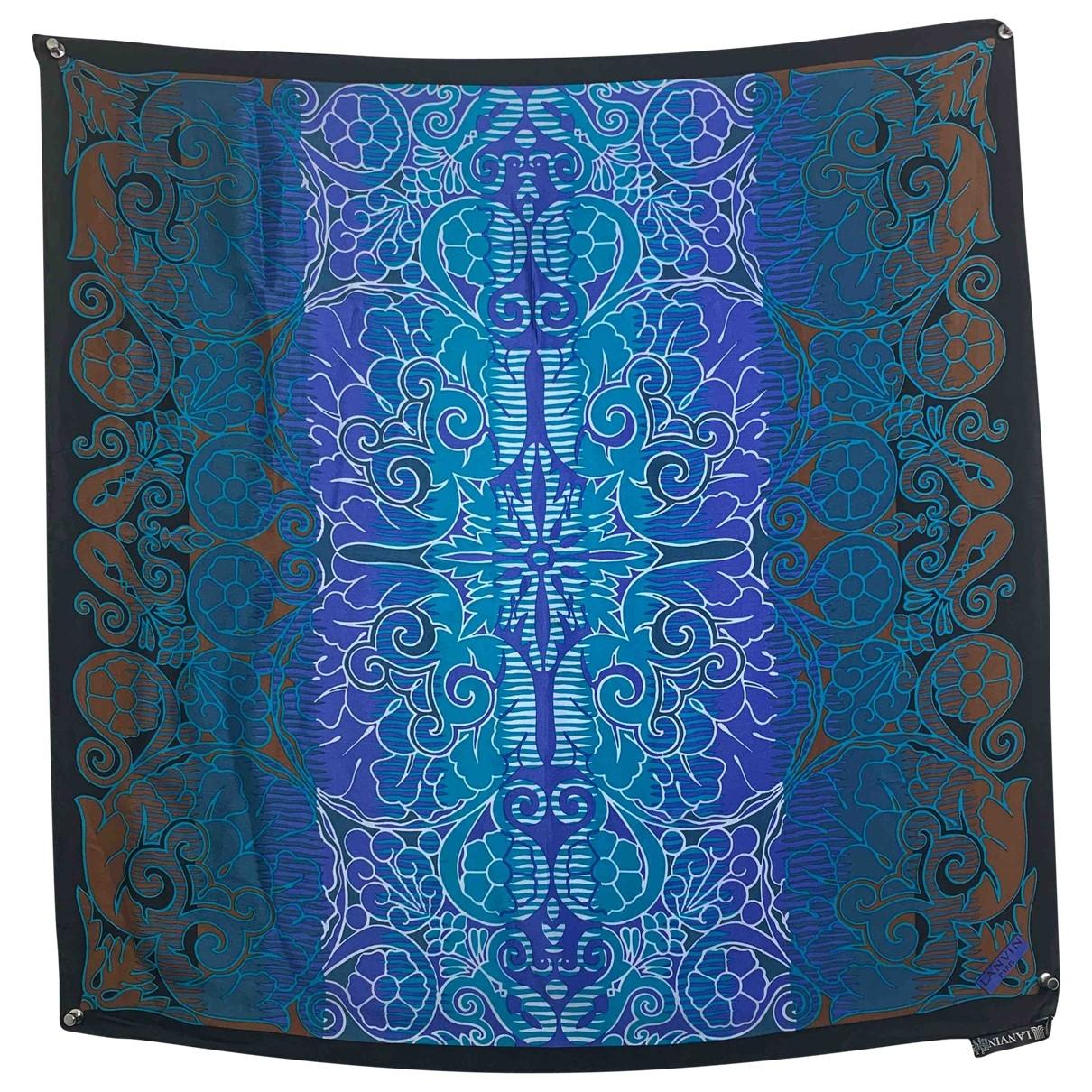 Pañuelo de Seda Lanvin