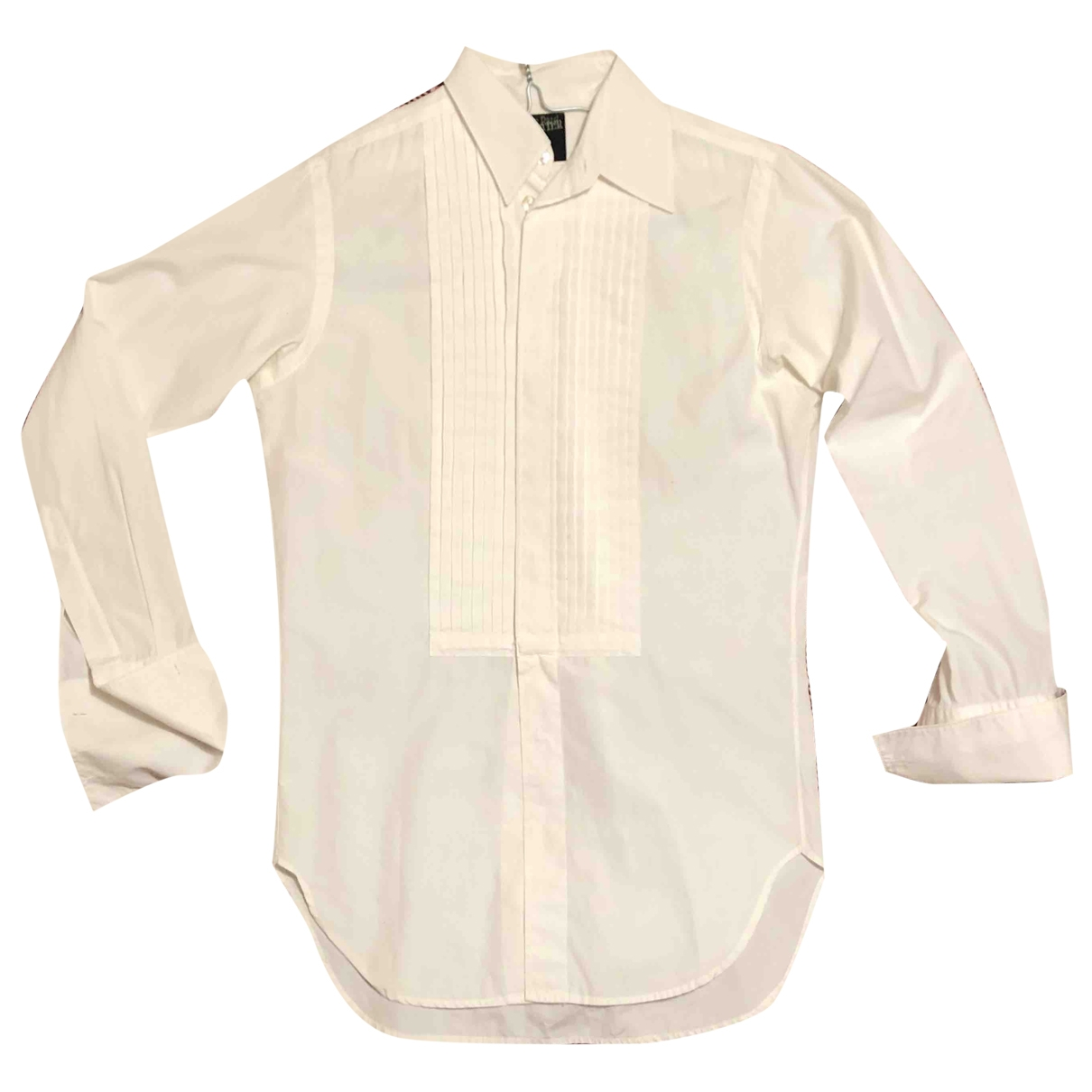 Jean Paul Gaultier \N White Cotton  top for Women 42 IT