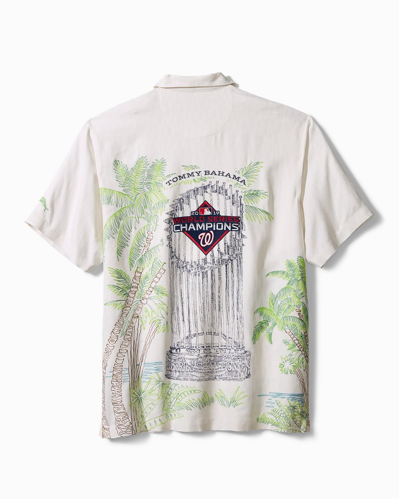 MLB® World Series™ 2019 Winner Camp Shirt