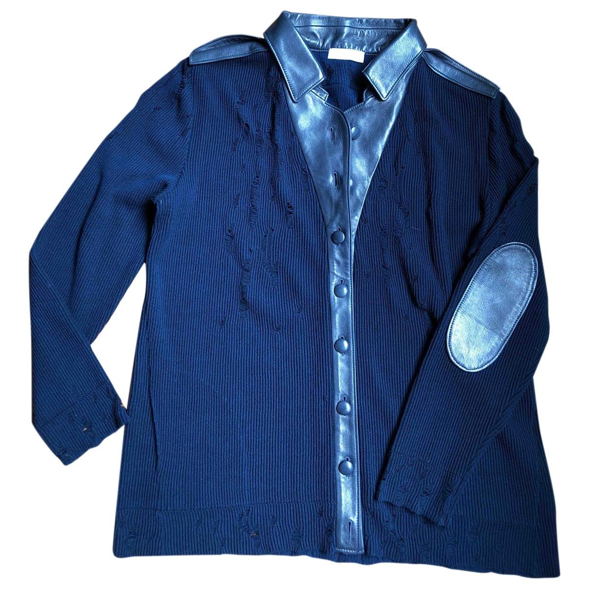 Nina Ricci - Pull   pour femme - bleu