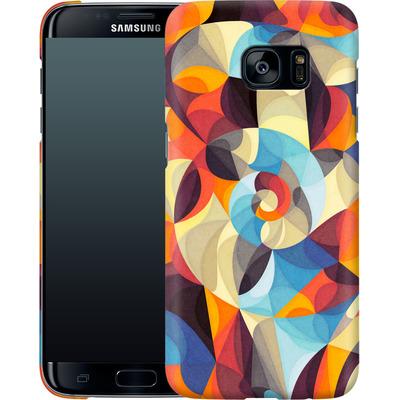 Samsung Galaxy S7 Edge Smartphone Huelle - Colour Power von Georgiana Teseleanu