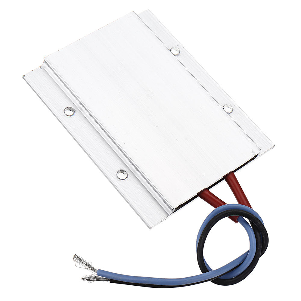 PTC Heater Element 180 Degrees 220V 77x62x6mm Constant Temperature Heating Plate Liquid Aluminum Shell Heater