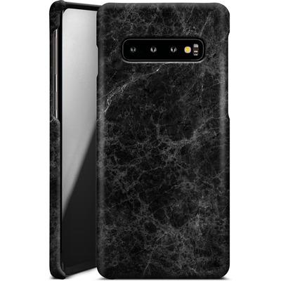Samsung Galaxy S10 Smartphone Huelle - Black Marble von SONY
