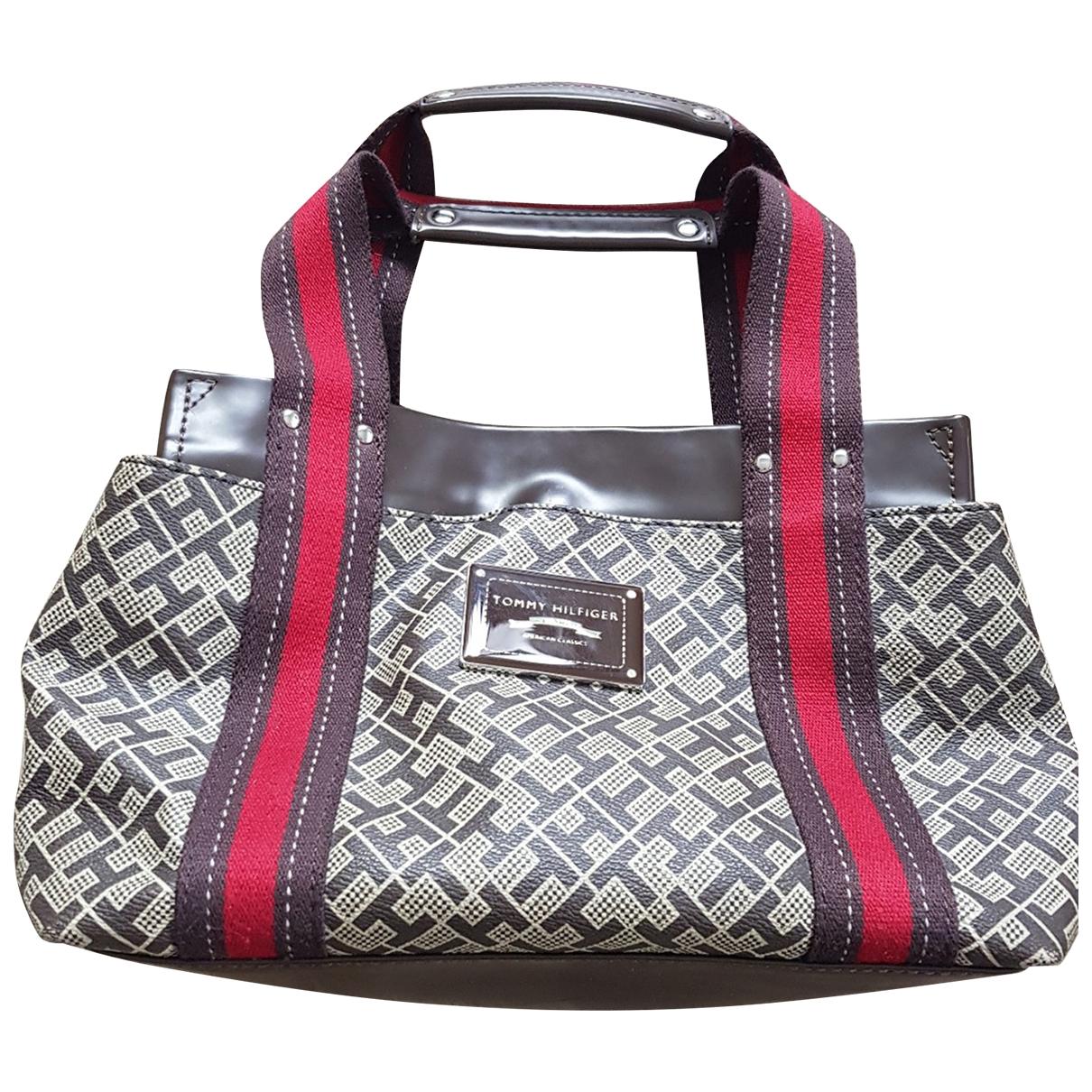 Tommy Hilfiger \N Brown handbag for Women \N