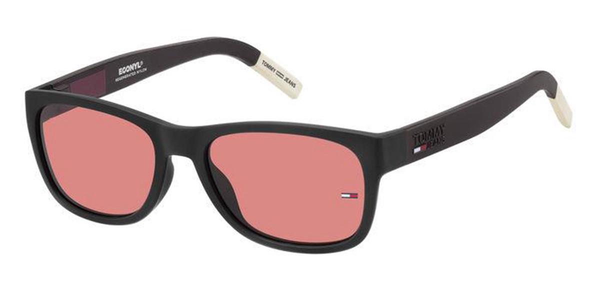Tommy Hilfiger TJ 0025/S DNZ/U1 Mens Sunglasses Black Size 54